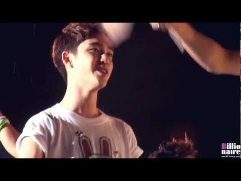 EXO-K D.O. SMT ENDING /  SMTOWN LIVE IN SEOUL -120818