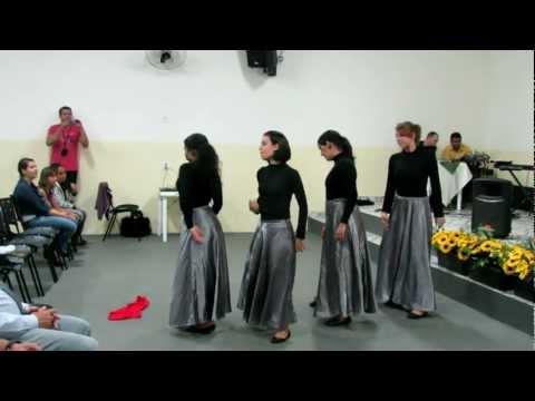 JUBRAC Monte Mor  - Aleluia (Gabriela Rocha)