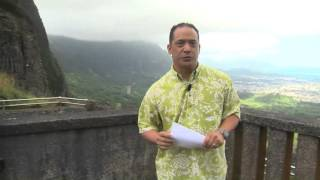 Hawaii News Now Sunrise:  Historical Battle of Nuuanu