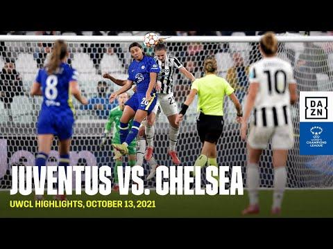 HIGHLIGHTS   Juventus vs. Chelsea -- UEFA Women's Champions League 2021-22