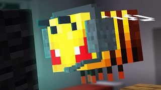 Minecraft mobs if they went Pro Gamer