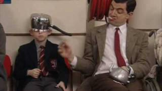 Mr Bean in the hospital