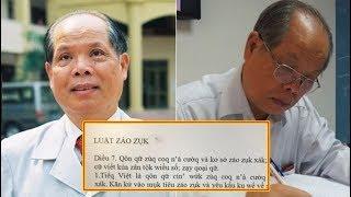 Cải cách tiếng Việt thành  'tiếq Việt' và bình luận từ London