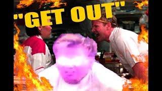 Gordon Ramsay Kicking People Out Compilation