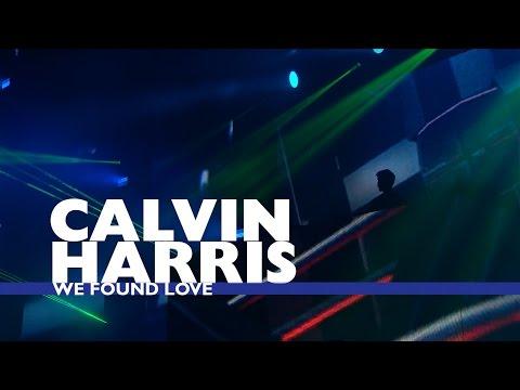 Calvin Harris - 'We Found Love' (Live At Capital's Jingle Bell Ball 2016)