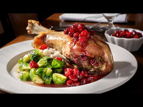 WaGrown Holidays S2E10: Turkey Leg + Cranberry
