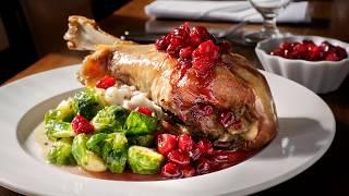 WaGrown Holidays S2E10: Turkey Leg + Cranberry