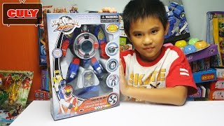 đồ chơi Robot bánh xe siêu nhân cơ động  - Armored Wheel Go Roader toy for kid go-onger