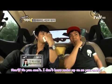 Seo In-Guk and Eunji - TAXI (Eng Sub)