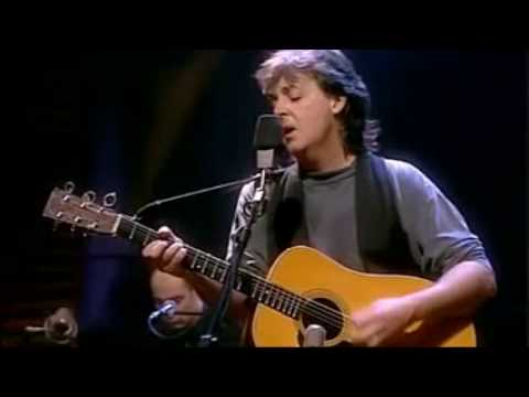 Paul McCartney - And I Love Her (Acústico)
