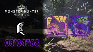 MHW   A Nose for an Eye (Great Sword Solo) 03'34