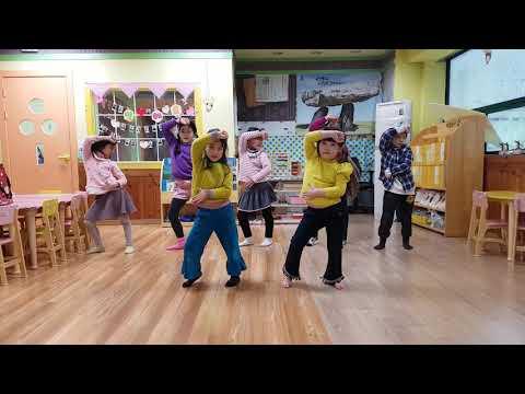 참 학원 방송댄스-피카부(6세,초등1학년)
