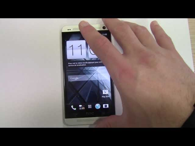 HTC One Présentation
