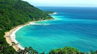 Those Relaxing Sounds of Waves, Ocean Sounds - HD Video 1080p Caribbean Sea Beaches
