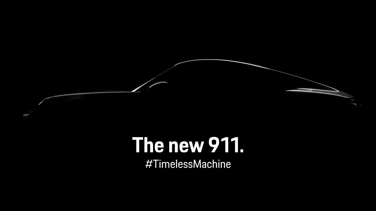 Новый Porsche 911: дизайн интерьера и внешний вид