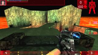 "Unreal Tournament GOTY Full Game 10-hour Longplay Walkthrough ""Godlike"" 1080p"