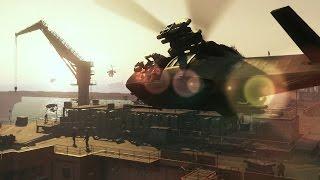 Metal Gear Solid V: The Phantom Pain - Gameplay demo