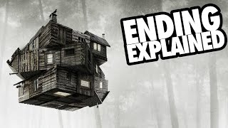 THE CABIN IN THE WOODS (2012) Ending Explained