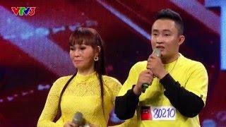 Vietnam's Got Talent 2016 - TẬP 7 - Tiết mục nhảy xúc động của cậu con trai và người mẹ khiếm thị
