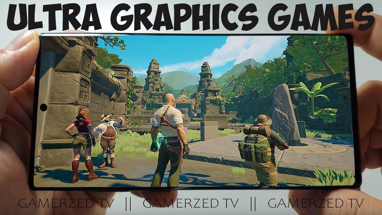 Best Graphics Pc Games 2020.Best Games Android Graphics