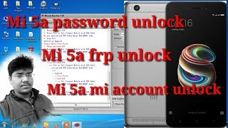 redmi 5 mi account unlock miracle box 2 81 2018 - E-SET institute