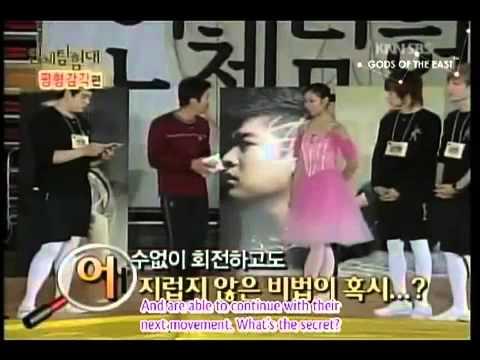 Super Junior - Exploration Of The Human Body Ep 6 Part 3_4