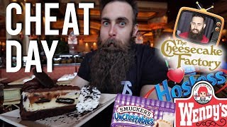 Beard's All American Cheat Day | The Chronicles of Beard Ep. 19