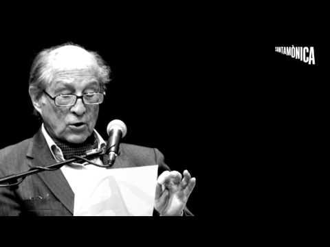 José Corredor-Matheos presentat per Antoni Clapés