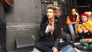 Palaye Royale- Dying in a Hot Tub, Acoustic Show @ Koko 05/10/18