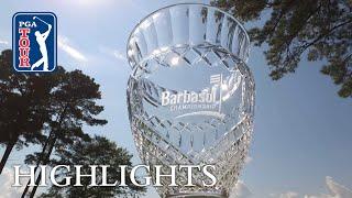Highlights   Round 3   Barbasol 2018