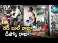 Actor Ravi Teja Workouts In Gym