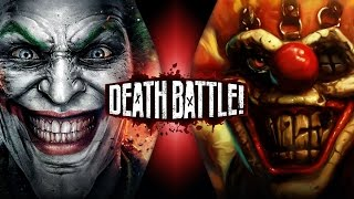 Joker VS Sweet Tooth (DC VS Twisted Metal) | DEATH BATTLE!