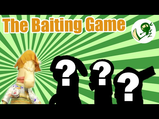 The Baiting Game:  A Quiz Show Yields Some Fishy Results - Green Ninja Show