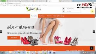 Hướng dẫn làm web bán hàng bằng joomla 3