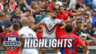 90 in 90: United States vs. Venezuela | 2019 International Friendly Highlights