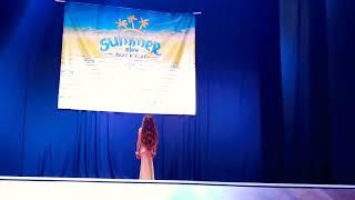 Oksutenko Iren Kiev summer res n'fest 2018 Tabla solo
