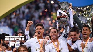 Real Madrid vs. Atletico Madrid highlights: Zidane's side wins it in penalties | Spanish Supercopa