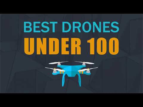 The Ten Best Drones Under 100 for Stellar Soaring