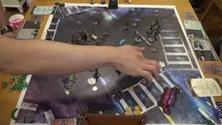 Omicron Protocol Canon Game Surivivalists vs Animals Round 2