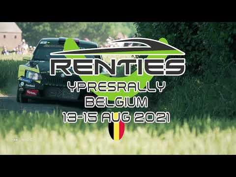 TEASER - WRC Renties Ypres Rally Belgium 2021