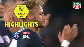 Paris Saint-Germain - Olympique Lyonnais ( 5-0 ) - Highlights - (PARIS - OL) / 2018-19