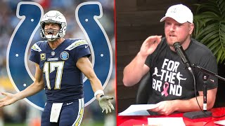Phillip Rivers To The Colts?