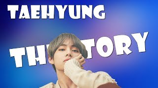 A HISTORIA DE TAEHYUNG | KPOP HETERO #BTS