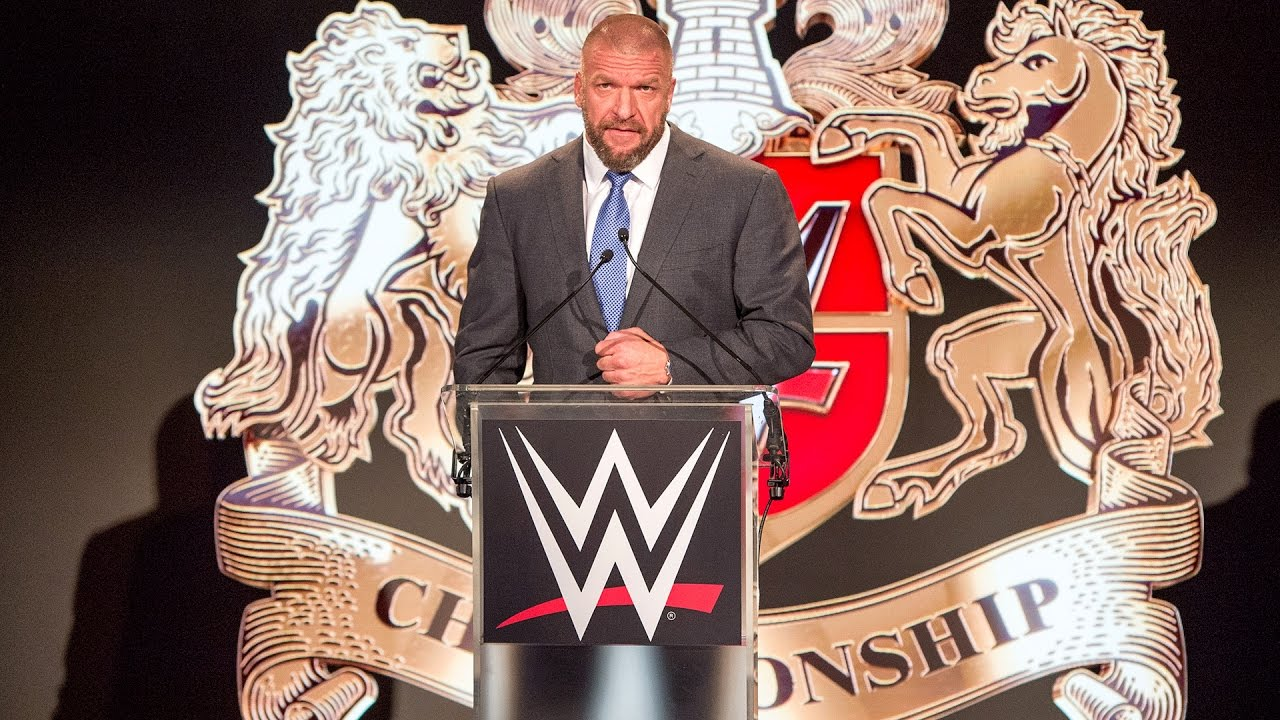 Triple H On How World Of Sport Affected Plans For WWE's U K
