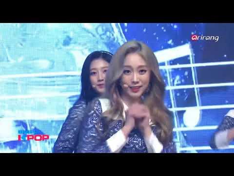 K-POP 2017년   러블리즈 종소리
