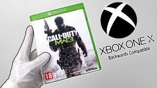 MW3 XBOX ONE X GAMEPLAY! (Backwards Compatible) Call of Duty Modern Warfare 3 MOAB