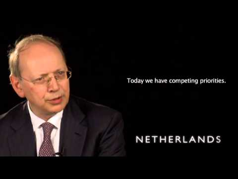 Ben Verwaayen (NL): What is needed to exit the crisis and help ...