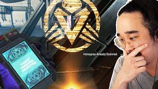 ASH LEAVES A SECRET MESSAGE! (NEW IN GAME TEASER - Apex Legends)