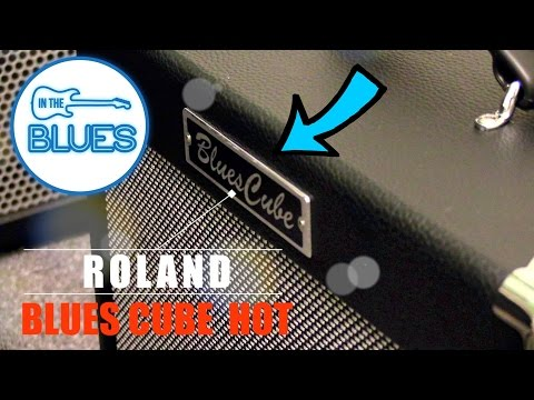 Roland Blues Cube Hot 30W Combo Amp