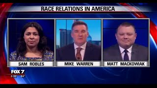 FOX 7 Discussion: The current state of race relations in America